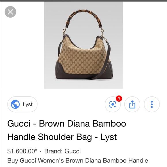 127bd0b4841f Gucci Bags | Authentic Bamboo Crossbody Frm Neiman Marcus | Poshmark